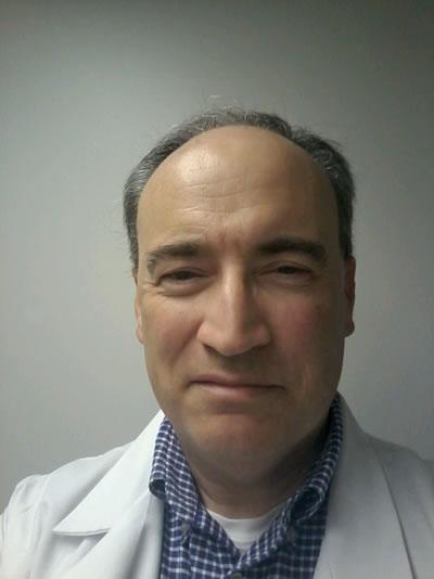 Dr. Hans Geho